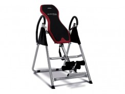Table d'inversion Noir BH Fitness G400 Zero, rassurante et pratique